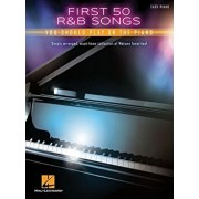 First 50 R&B Songs You Should Play on Piano, Paperback/Hal Leonard Corp