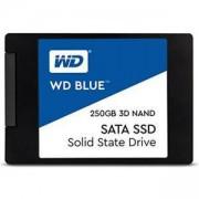Диск SSD WD Blue 3D NAND 250GB 2.5 инча, WDS250G2B0A