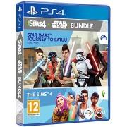 The Sims 4: Star Wars - Journey to Batuu bundle (teljes játék + bővítmény) - PS4