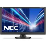 "Monitor TN LED NEC AccuSync 24"" AS242W, Full HD (1920 x 1080), DVI, VGA, 5 ms (Negru)"