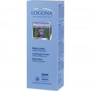 LOGONA - Mediterrán testápoló tej 200ml