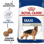 15kg Royal Canin Maxi Adult száraz kutyatáp