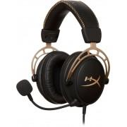 Kingston HyperX Cloud Alpha Gold Limited Геймърски слушалки с микрофон