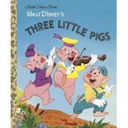 Three Little Pigs, Hardcover/Rh Disney
