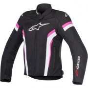 Alpinestars Stella T-Gp Plus R V2 Lady Black / White / Fuchsia