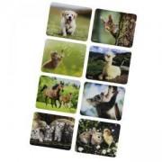 Пад за мишка HAMA Animal, снимки на животни, HAMA-54790