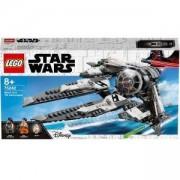 Конструктор Лего Стар Уорс - Black Ace TIE Interceptor, LEGO Star Wars, 75242