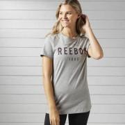 Reebok Женщины- Футболка с принтом REEBOK BASIC 1895 TEE
