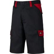 Dickies Workwear Everyday Shorts Svart Röd 38
