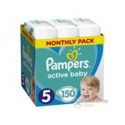 Pampers Active Baby pelenke Monthly Box, 5 , 150 kom