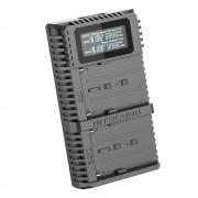 Nitecore USN3 PRO Incarcator pentru Sony NP-FM500H/ NP-F730/ NP-F750/ NP-F770/ NP-F970 / NP-F550