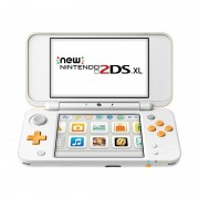 Nintendo New 2DS XL Blanco/Naranja