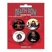 jelvények Death Row Records - BP80085 - Pyramid Posters