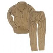 Komplet funkční spodky a triko ECWCS LEVEL 2 COYOTE