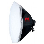 Lampă Lumină Continuă Falcon Eyes + Octobox 120cm LHD-B655FS 6x55W