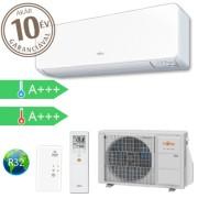 Fujitsu ASYG09KGTA / AOYG09KGCA Design oldalfali mono split klíma 2.5 kW