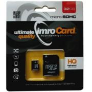 Cartão de memória micro SD de 32Gb Imro Classe 10
