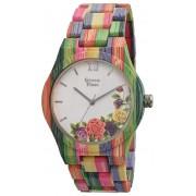 Green Time Flower ZW067B
