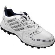 Action White Blue Sport running Shoe -7117 Walking Shoes For Men(White)