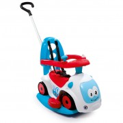 Smoby 4-in-1 Ride-on Car Maestro Balade III Blue 720300