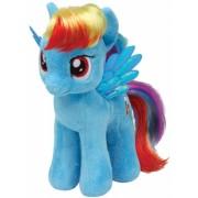 Jucarie Plus 18 cm My little pony Lic Rainbow Dash TY