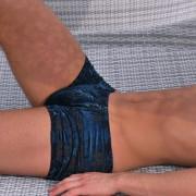 QZ Bodywear Xan Low Cut Boxer Brief Underwear 211-9120435