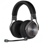Геймърски слушалки Corsair Virtuoso RGB Wireless SE with Slipstream High-Fidelity Gaming Headset, Gunmetal Gray, CA-9011180-EU