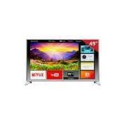 """Smart TV LED 49"""" TC-49FS630B Panasonic, Full HD HDMI USB com Função Ultra Vivid e Wi-Fi Integrado"""