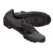 Giro Code Techlace - Cykelsko MTB - Str. 43 - Dark Shadow/Svart