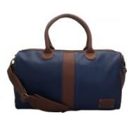 LAPIS-O- LUPO Bluh Unisex Duffle (Blue) Travel Duffel Bag(Blue)