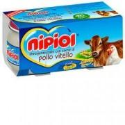 NIPIOL (HEINZ ITALIA SpA) Omo Nipiol Vitello-Pollo 2x80g
