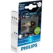 Bec Led C5W Festoon 38mm Philips 4000k