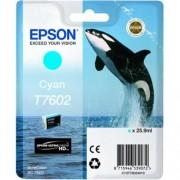 Kazeta EPSON SC-P600 cyan