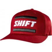 Shift 3LACK Label Flexfit Mössa Röd S M