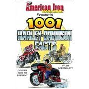 American Iron Magazine Presents 1001 Harley-Davidson Facts, Paperback/Tyler Greenblatt