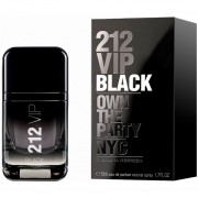 212 Vip Men Black de Carolina Herrera Eau de Parfum 50 ml