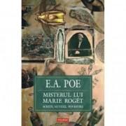 Misterul lui Marie Roget - E.A. Poe
