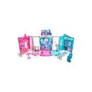 Barbie Rock'n Royals Palco - Mattel