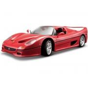 Bburago F50 1:18 Ferrari Race & Play