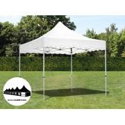 3x3m összecsukható pavilon Professional (Harmonika sátor)