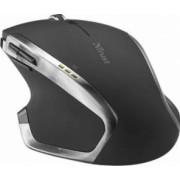 Mouse Gaming Wireless Trust Evo Advanced Black