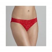Panty Marca Metaphor Modelo Floral Lace - Roja