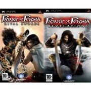 Prince Of Persia Rival Swords & Prince Of Persia Revelations Psp