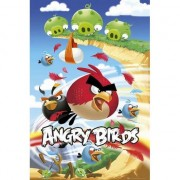 Angry Birds Poster Angry Birds 61 x 91,5 cm - Action products