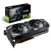 Видео карта Nvidia GeForce RTX 2070, 8GB, Asus Dual Advanced edition, GDDR6, 256 bit, 3x DisplayPort, HDMI, USB-C