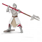 Schleich Griffin Knight With Pole-Arm - World of History, Knights