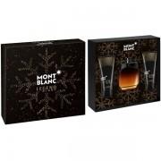 Mont Blanc Legend Night Set (EDP 100ml + AS Balm 100ml + SG 100ml) για άνδρες