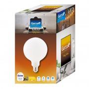 Garza Globo 125 Lâmpada com Filamento LED 6W E27 Branco Quente