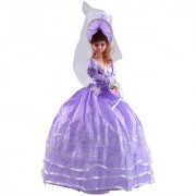 JAY ANTIQUES BIG DOLL Musical Umbrella Doll 24 inch DOLL