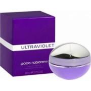 Apa de parfum Ultraviolet by Paco Rabanne Femei 80 ml